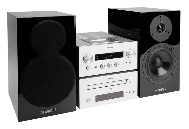 Blu-ray-Anlagen Yamaha MCR-940 im Test, Bild 1