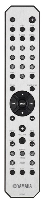 Minianlagen Yamaha MCR-N560 im Test, Bild 4