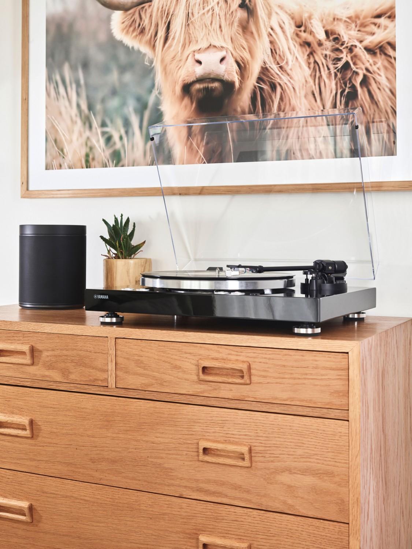Wireless Music System Yamaha MusicCast Vinyl 500 im Test, Bild 1