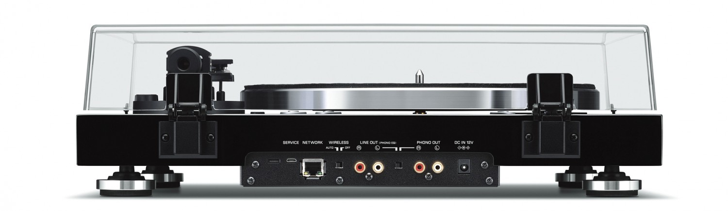 Wireless Music System Yamaha MusicCast Vinyl 500 im Test, Bild 3