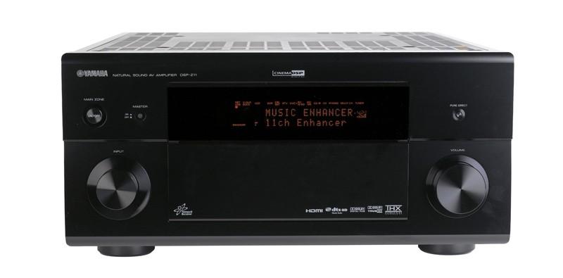 AV-Receiver Yamaha RX-V575 im Test, Bild 2