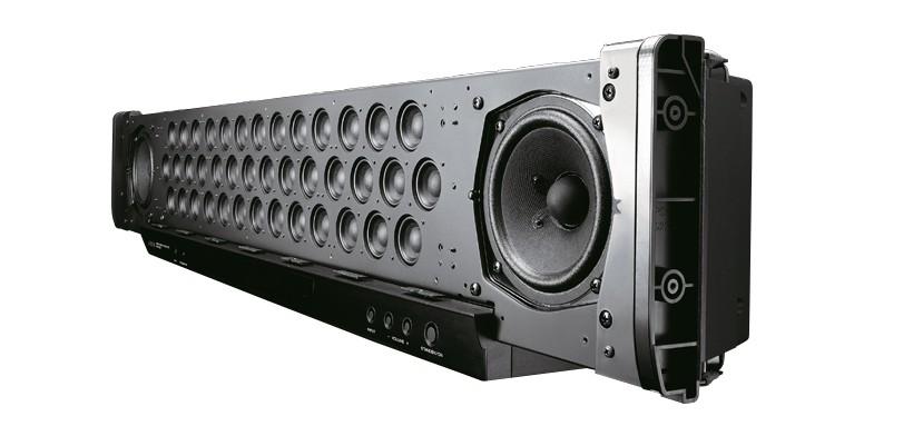 Soundbar Yamaha YSP-4000 im Test, Bild 22