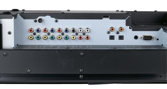 Soundbar Yamaha YSP-4000 im Test, Bild 23