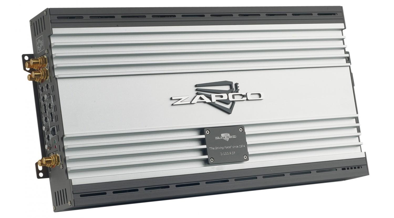 Car-HiFi Endstufe 4-Kanal Zapco Z-150.4 SP im Test, Bild 4