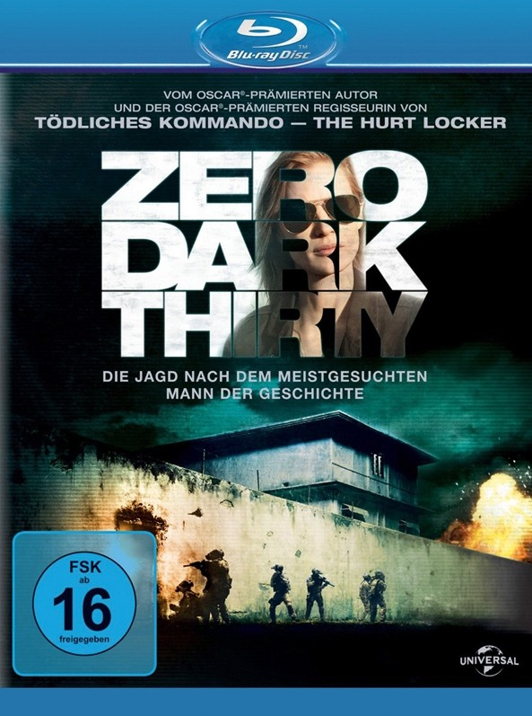 Blu-ray Film Zero Dark Thirty (Universal) im Test, Bild 1