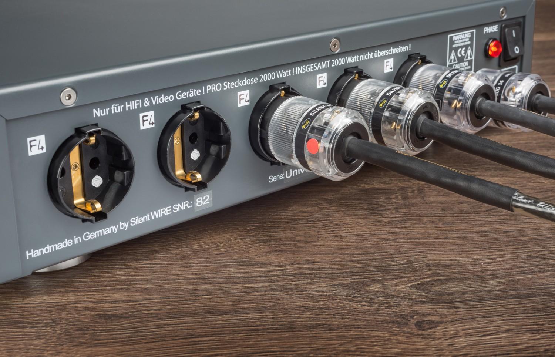 test zubeh r hifi silent wire power conditioner. Black Bedroom Furniture Sets. Home Design Ideas