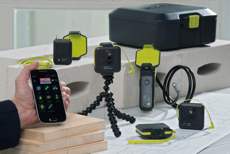 Test zubehör tablet und smartphone ryobi phone works sehr gut