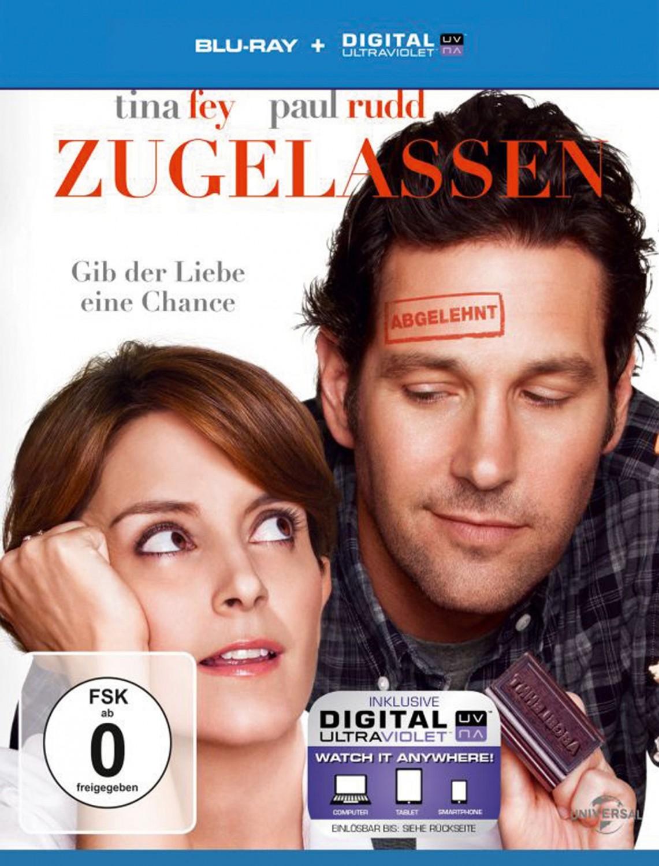 Blu-ray Film Zugelassen – Gib der Liebe eine Chance (Universal) im Test, Bild 1
