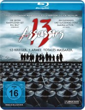 Blu-ray Film 13 Assassins (Ascot) im Test, Bild 1