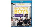 Blu-ray Film 20 Jahre Backstreet Boys (Die Jubiläumsbox Doku + Konzert) (Edel:Motion) im Test, Bild 1
