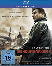 Blu-ray Film 96 Hours – Taken 2 (Universum) im Test, Bild 1