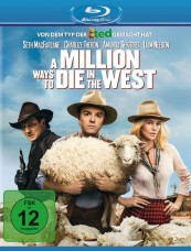 Blu-ray Film A Million Ways to Die in the West (Universal) im Test, Bild 1
