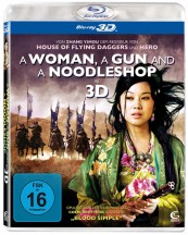 Blu-ray Film A Woman, a Gun and a Noodleshop (Sunfilm) im Test, Bild 1