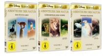 DVD Film Abenteuer der Natur Vol. 1-3 (Walt Disney Studios) im Test, Bild 1