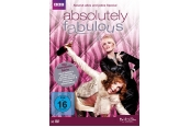 Blu-ray Film Absolutely Fabulous – Die komplette Serie (Polyband) im Test, Bild 1