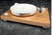 Plattenspieler Acoustic Solid Classic Wood MPX Midi im Test, Bild 1