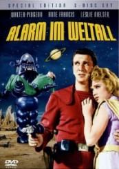 DVD Film Alarm im Weltall - Forbidden Planet im Test, Bild 1