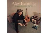 Schallplatte Alex Behning – Hinterhofschuhe aus New York (Ufer Records) im Test, Bild 1