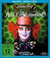 Blu-ray Film Alice im Wunderland (Walt Disney) im Test, Bild 1