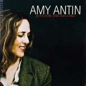 Schallplatte Amy Antin - Just for the Record (Meyer Records) im Test, Bild 1