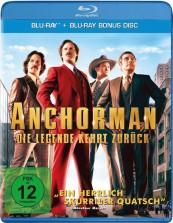 Blu-ray Film Anchorman 2 – Die Legende kehrt zurück (Paramount,) im Test, Bild 1
