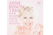 Schallplatte Anne Bisson Trio - Four Seasons In Jazz (Brilliance Music & Studio) im Test, Bild 1