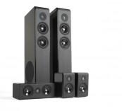 Lautsprecher Surround Audio Pro Avanto 5.0 HTS im Test, Bild 1