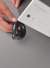 Zubehör HiFi Audioquest Q-Feet im Test, Bild 1