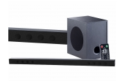Soundbar Auvisio Bluetooth-Soundbar mit externem Subwoofer ZX1607 im Test, Bild 1