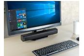Bluetooth-Lautsprecher Auvisio PC-Stereo-Soundbar ZX-1590 im Test, Bild 1