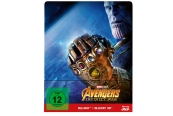 Blu-ray Film Avengers: Infi nity War (Marvel) im Test, Bild 1
