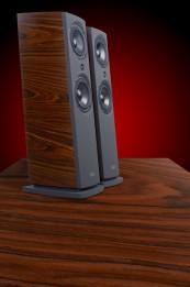 Lautsprecher Stereo Backes & Müller Prime 6 im Test, Bild 1