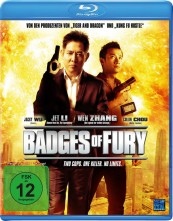 Blu-ray Film Badges of Fury (Universum) im Test, Bild 1