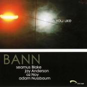 Schallplatte BANN – As You Like (Jazz Eyes) im Test, Bild 1