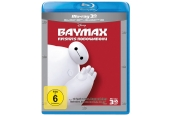 Blu-ray Film Baymax – Riesiges Robowabohu (Disney) im Test, Bild 1