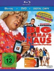 Blu-ray Film Big Mama's House – die doppelte Portion (Fox) im Test, Bild 1