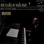 Schallplatte Bill Evans Trio – Bill Evans at Town Hall, Vol. 1 (Verve) im Test, Bild 1