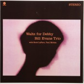 Schallplatte Bill Evans Trio – Waltz for Debby (WaxTime) im Test, Bild 1