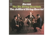 Schallplatte Béla Bartók - The Six String Quartets · The Juilliard String Quartet (Columbia/Speakers Corner) im Test, Bild 1