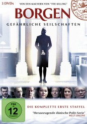 DVD Film Borgen – Season 1 (WVG) im Test, Bild 1