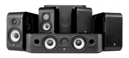 Lautsprecher Surround Boston Acoustics M-Serie im Test, Bild 1