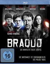 Blu-ray Film Braquo – Season 1 (Studio Hamburg) im Test, Bild 1