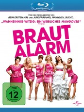 Blu-ray Film Brautalarm (Universal) im Test, Bild 1