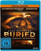 Blu-ray Film Buried – Lebend begraben (Ascot) im Test, Bild 1