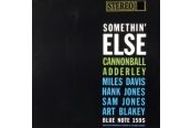 Schallplatte Cannonball Adderley – Somethin' Else (Blue Note) im Test, Bild 1