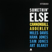 Schallplatte Cannonball Adderley - Somethin' Else (WaxTime) im Test, Bild 1