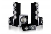 Lautsprecher Surround Canton B 100 Heimkino Set - 5.1 im Test, Bild 1