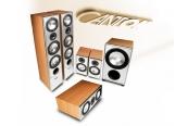 Lautsprecher Surround Canton GLE 400 im Test, Bild 1
