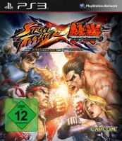 Games Playstation 3 Capcom Street Fighter X Tekken im Test, Bild 1
