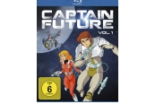 Blu-ray Film Captain Future Vol. 1 (Universum Anime) im Test, Bild 1